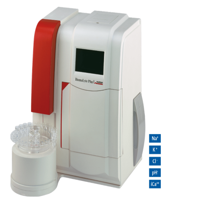 HumaLyte Plus5 ISE System